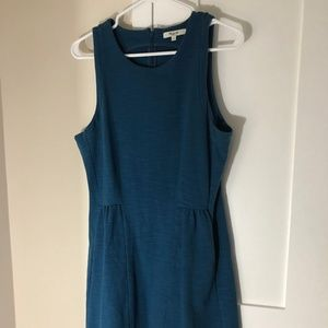 Madewell Blue/Teal Size Large Dress